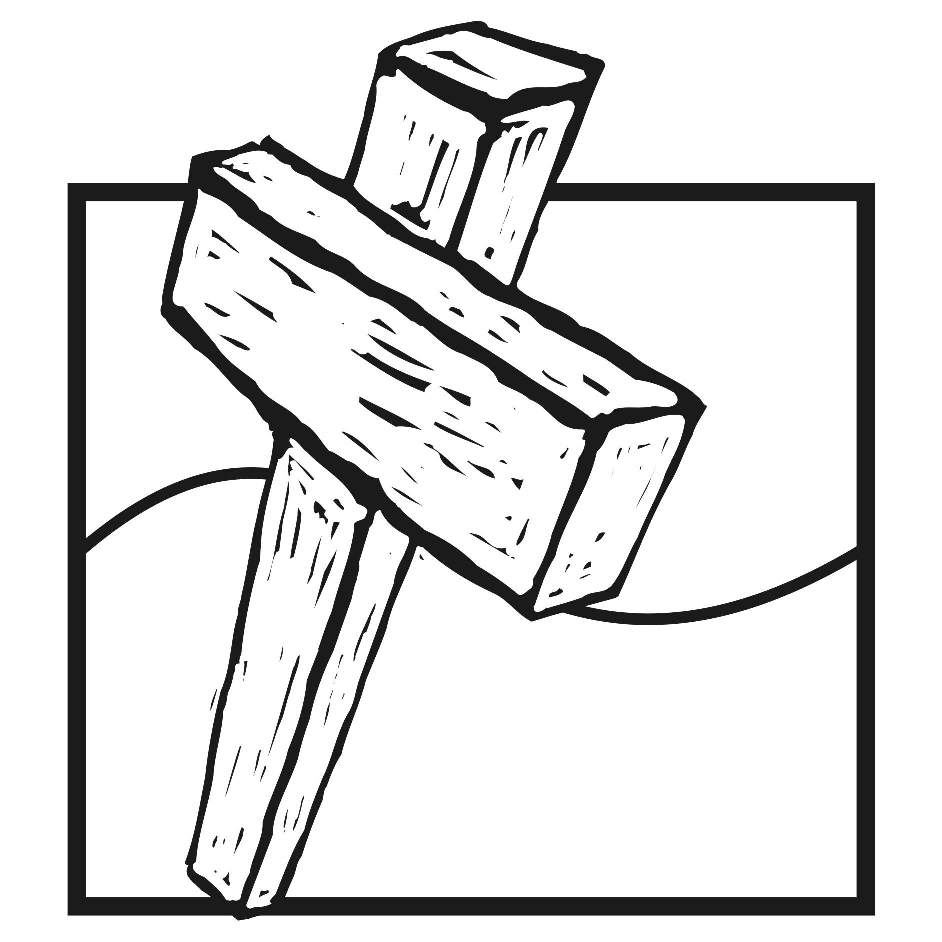 Clipart Design Ideas Religious Wood Cross