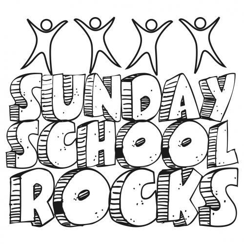 Sunday School Rocks